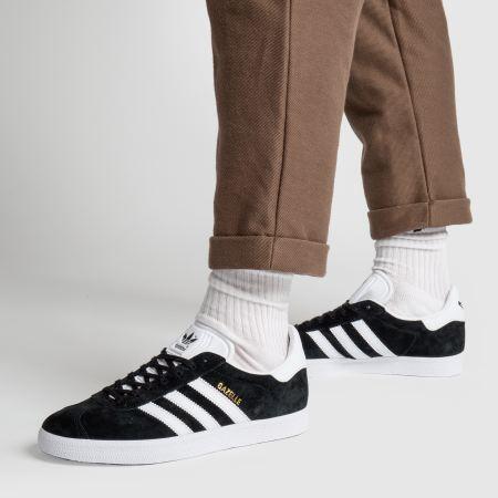37cf338949d Buy adidas gazelle black   OFF69% Discounted