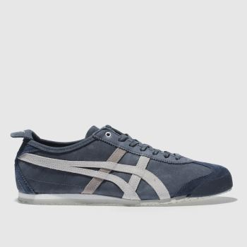 Onitsuka Tiger Navy Mexico 66 Mens Trainers