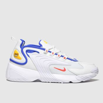 Nike White Zoom 2k Mens Trainers