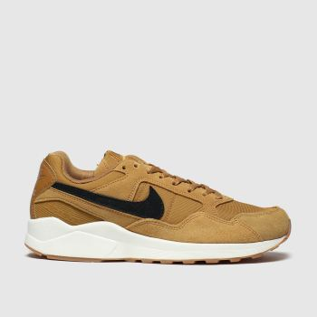 Nike tan air pegasus 92 lite trainers