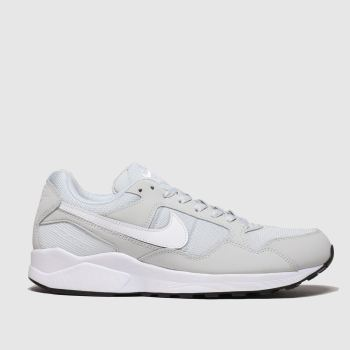 Nike Light Grey Air Pegasus 92 Lite Trainers