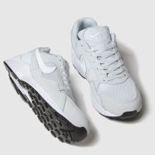 new arrivals c7dbd c0003 nike light grey air pegasus 92 lite trainers