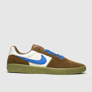 Nike Sb Tan Team Classic Mens Trainers