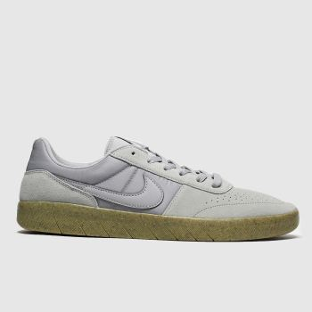 Nike Sb Brown & Grey Team Classic Mens Trainers