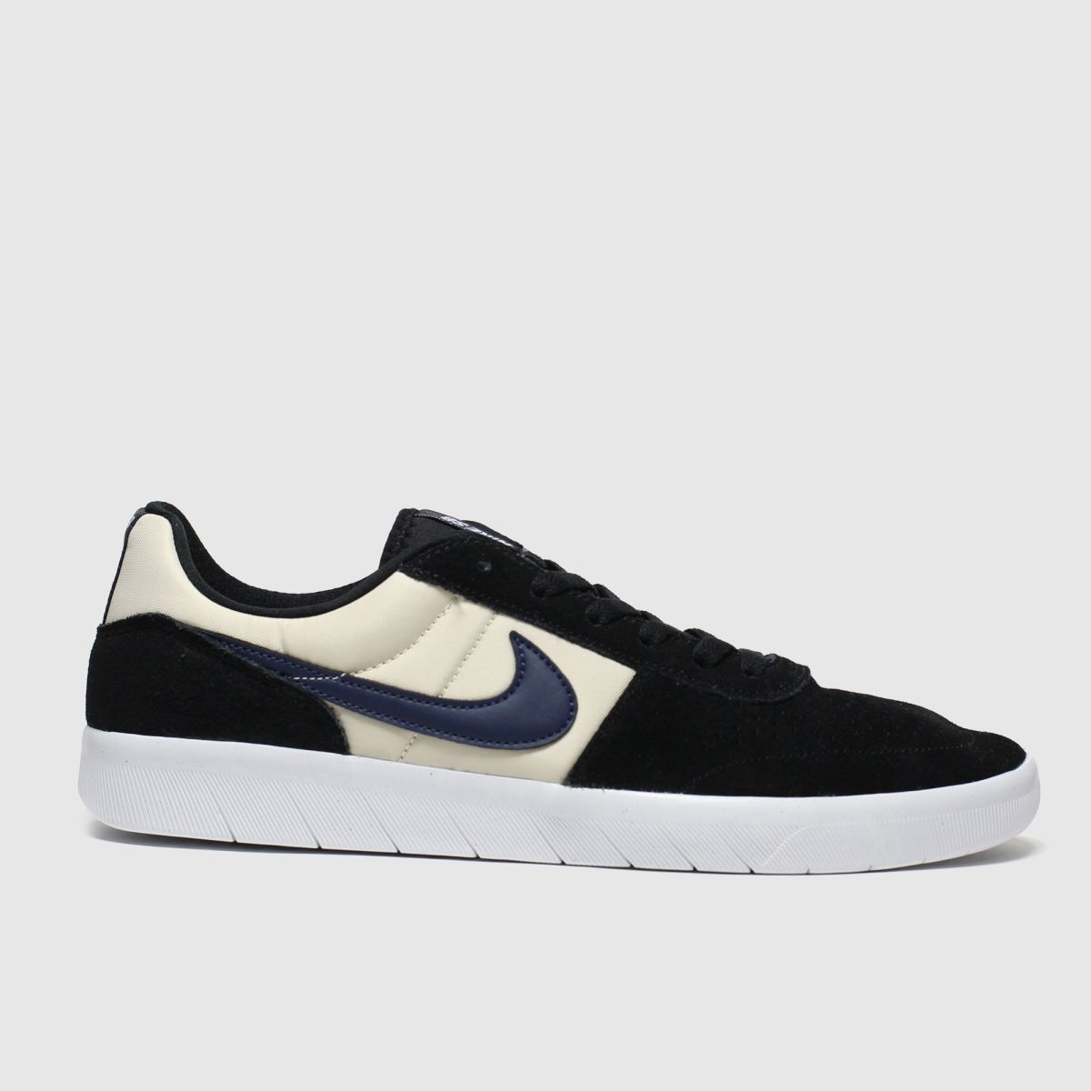 Nike Sb Black & White Team Classic Trainers