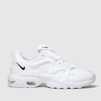 Nike White Air Max Graviton Trainers