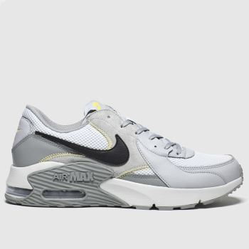 Nike Grey Air Max Excee Mens Trainers#