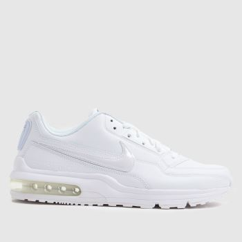 Nike White Air Max Ltd 3 Trainers