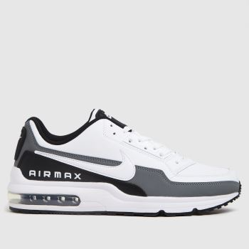 Nike White & Black Air Max Ltd 3 Mens Trainers