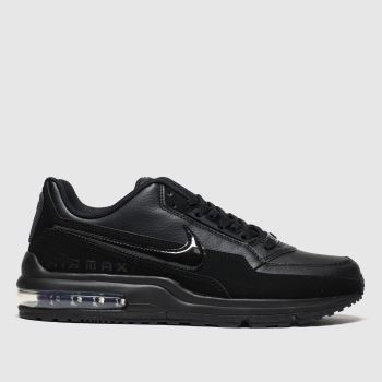 Nike Black Air Max Ltd 3 Mens Trainers