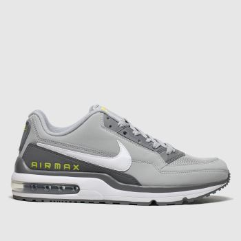 Nike Grey Air Max Ltd 3 c2namevalue::Mens Trainers