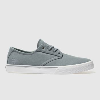 Etnies Blue Jameson Vulc Mens Trainers