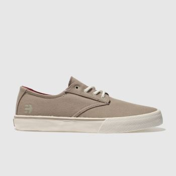 Etnies Tan Jameson Vulc Mens Trainers