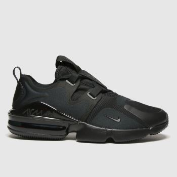 Nike Black Air Max Infinity Mens Trainers#