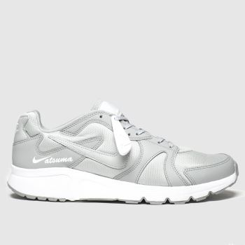 Nike Grey Atsuma Trainers