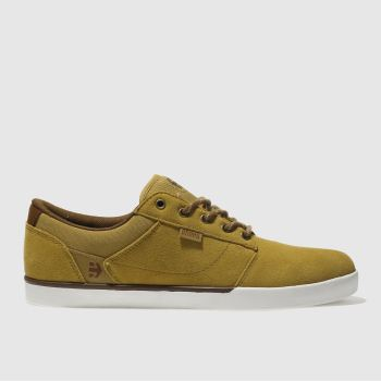 Etnies Tan Jefferson Mens Trainers