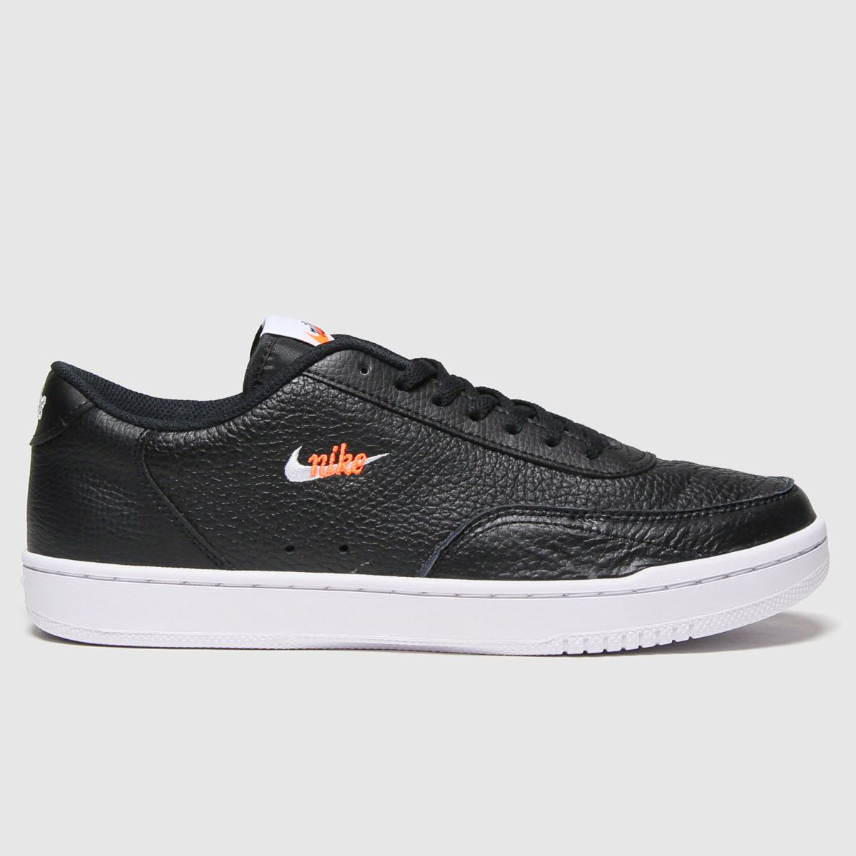Nike Black Court Vintage Premium Trainers