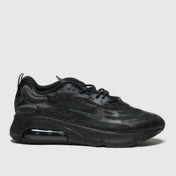 Nike Black Air Max Exosense Mens Trainers