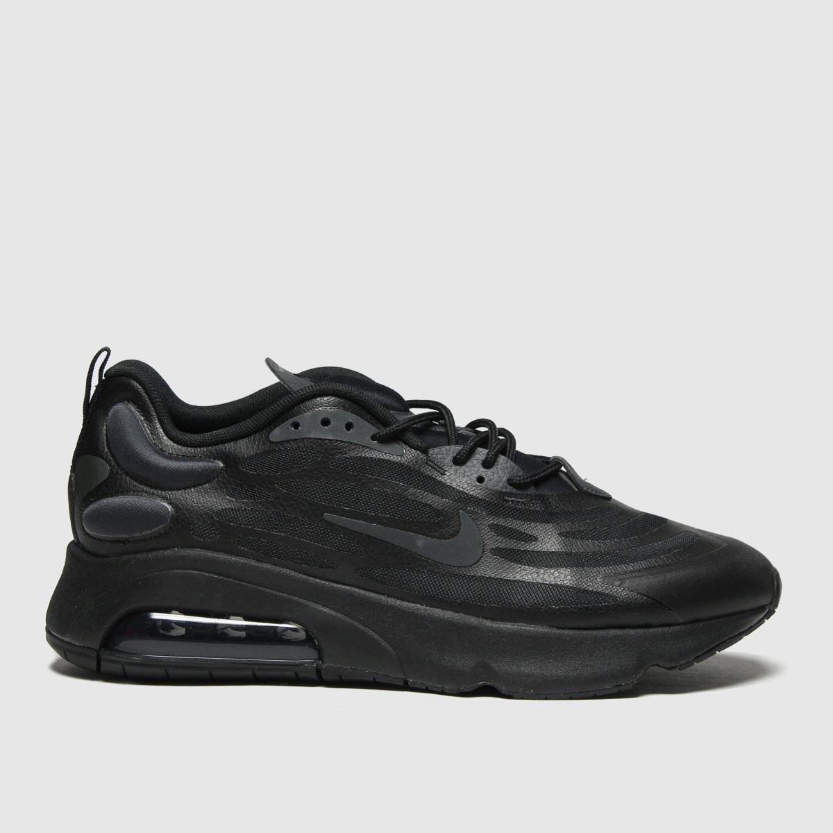 Nike Black Air Max Exosense Trainers