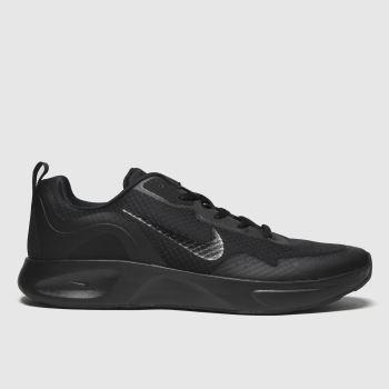 Nike Black Wearallday Trainers