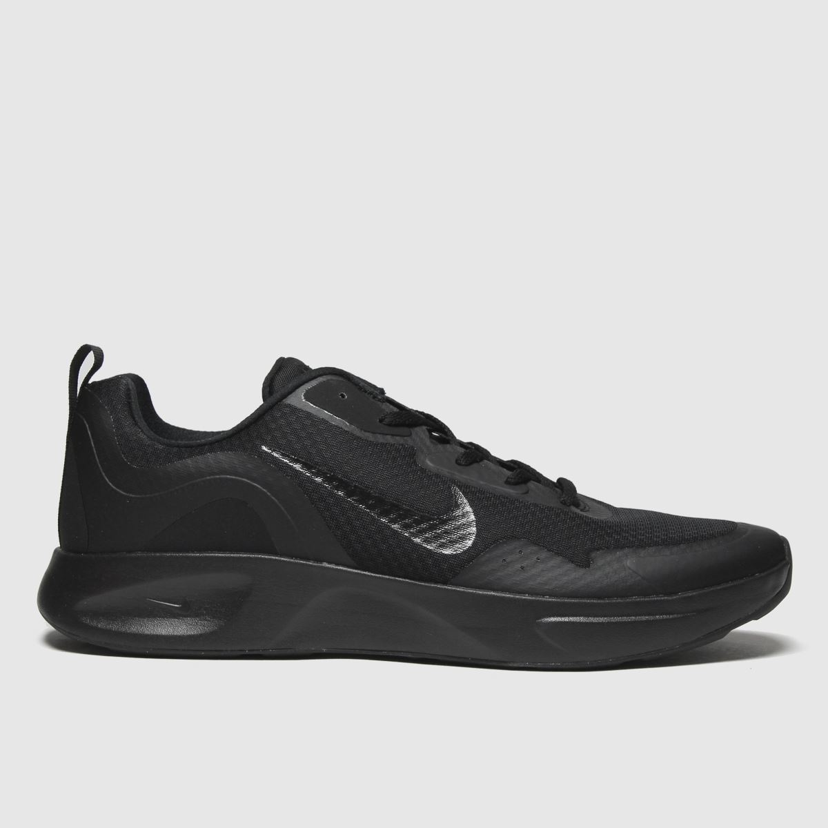 Nike Black Wearallday Trainers