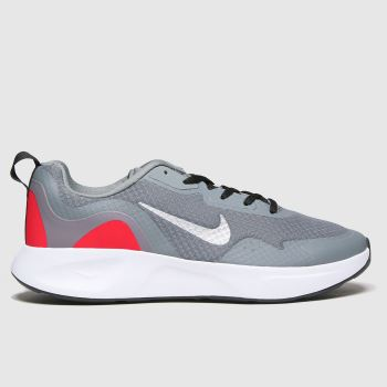 Nike Dark Grey Wearallday Mens Trainers