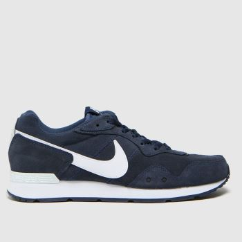 Nike Navy & White Venture Runner Mens Trainers