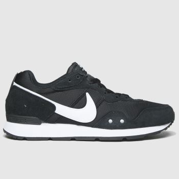Nike Black & White Venture Runner Mens Trainers