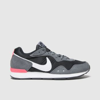 Nike Grey & Black Venture Runner Mens Trainers#