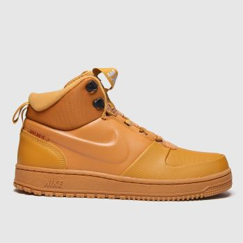 Nike Tan Path Winter Mens Trainers