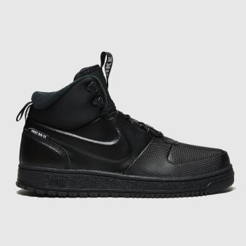 Nike Black Path Winter Mens Trainers