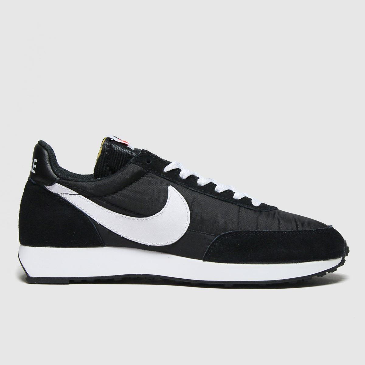 Nike Black & White Tailwind 79 Trainers