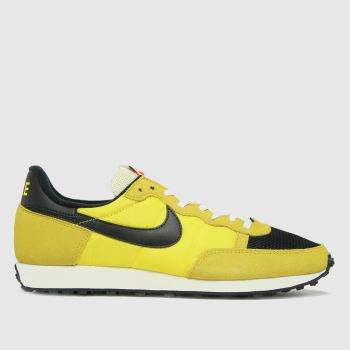 Nike Yellow Challenger Og Mens Trainers