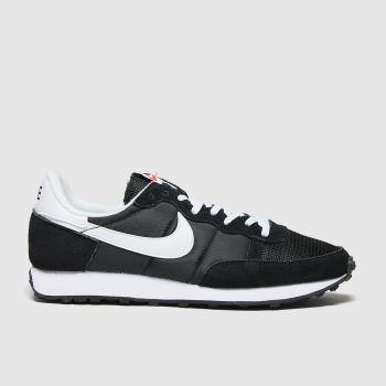 Nike Black & White Challenger Og Mens Trainers