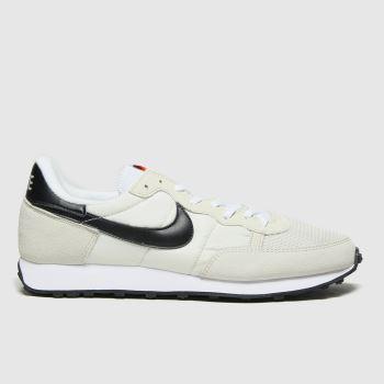Nike Steingrau-Schwarz Challenger Og Herren Sneaker