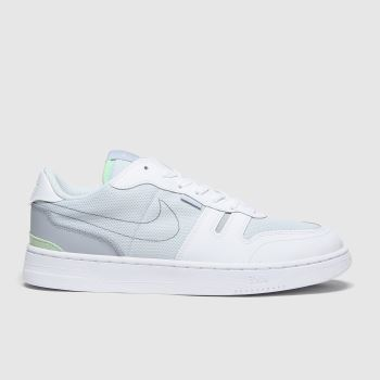 Nike White Squash-type Mens Trainers