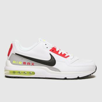 Nike White Air Max Ltd 3 Mens Trainers