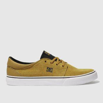 Dc Shoes Tan Trase Sd Mens Trainers