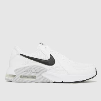 Nike White Air Max Excee Mens Trainers