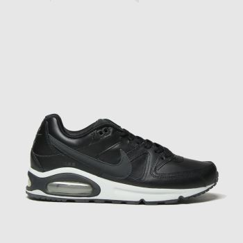 Nike Black Air Max Command Mens Trainers