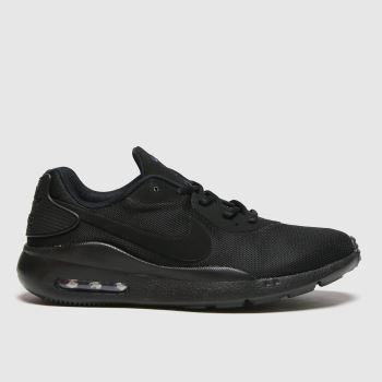 Nike Black Air Max Oketo Mens Trainers