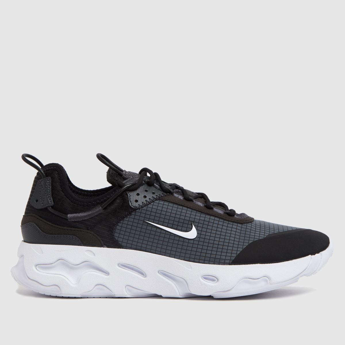 Nike Black React Live Trainers