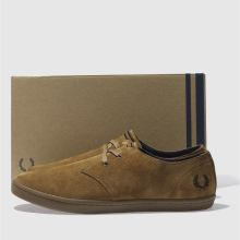 Fred Perry byron low suede 1