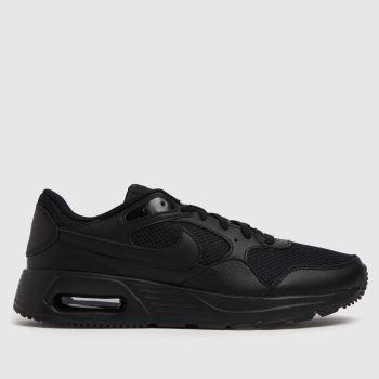 Nike Black Air Max Sc Mens Trainers