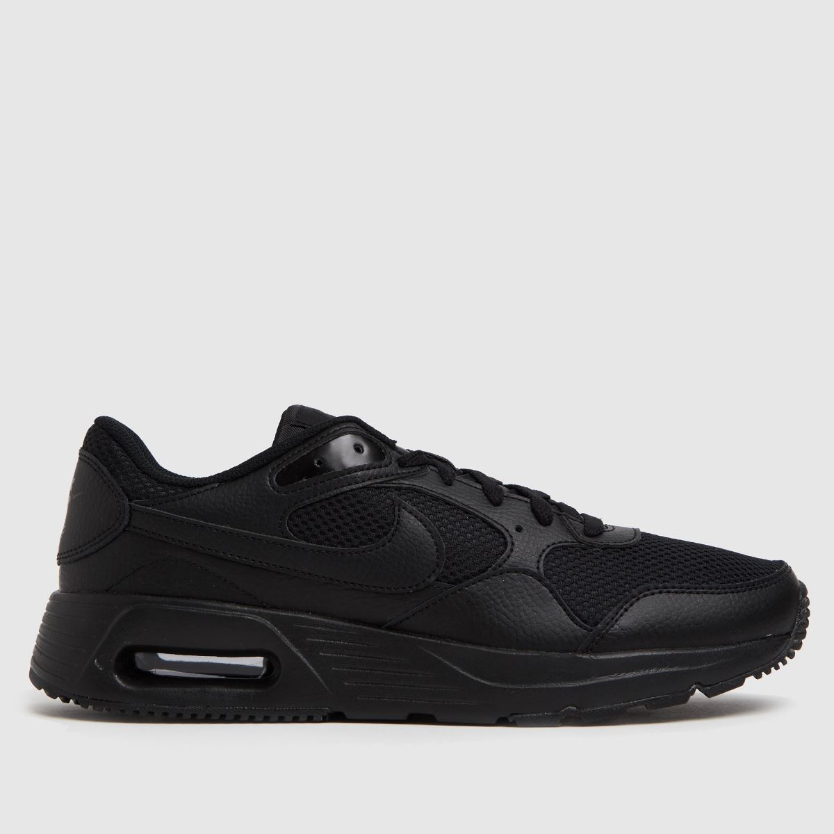 Nike Black Air Max Sc Trainers