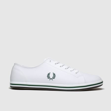 FredPerry Kingston Leathertitle=
