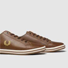 Fred Perry Kingston Leather 1