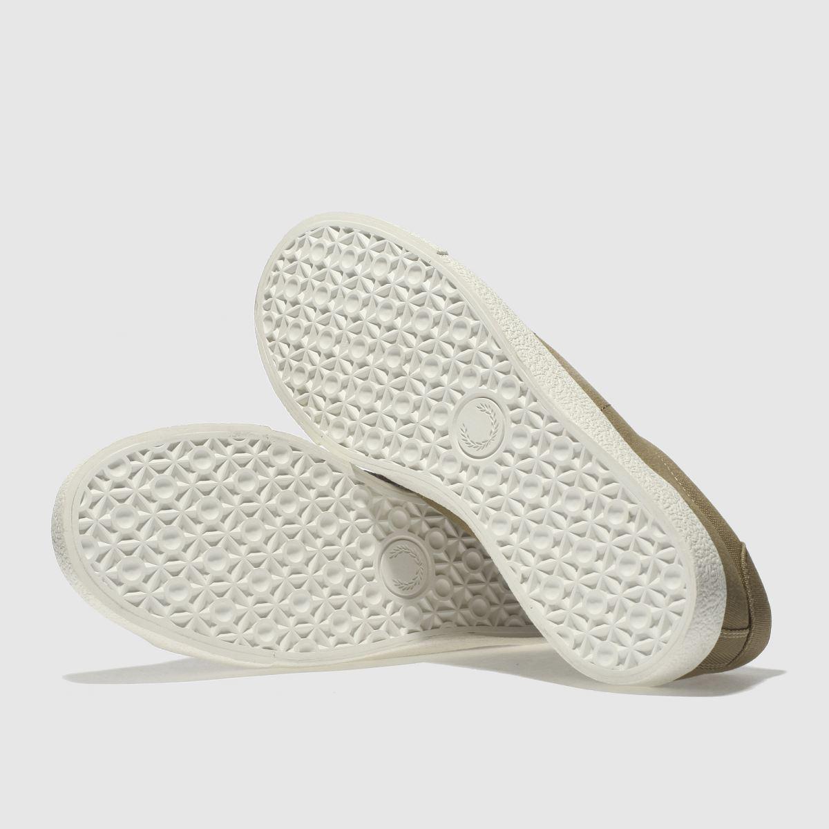 Herren Hellbraun fred perry Gute Underspin Sneaker | schuh Gute perry Qualität beliebte Schuhe fd77ed