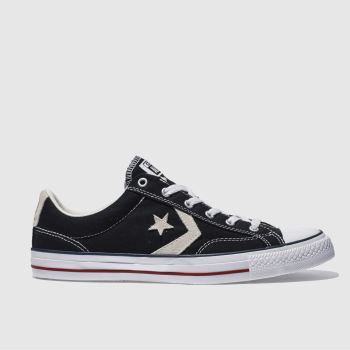 Converse Black Star Player Remastered c2namevalue::Mens Trainers