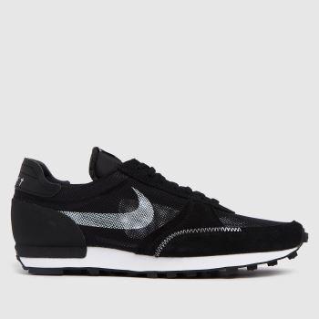 Nike Black & White Dbreak-type Mens Trainers